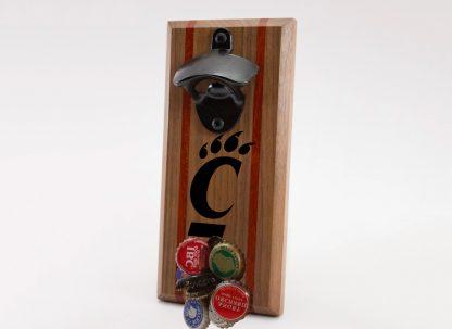 Cincinnati Bearcats C with Black