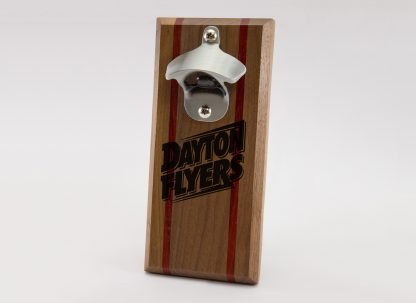 Dayton Flyers Full Name with Silver No Caps