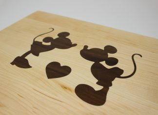 Disney Cutting Boards