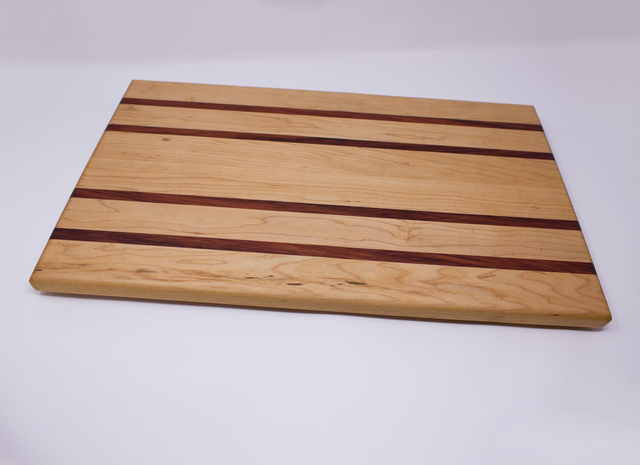 Striped Cutting Board