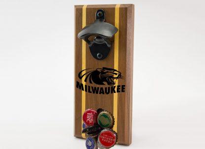 University of Wisconsin Milwaukee Panther with Milwaukee
